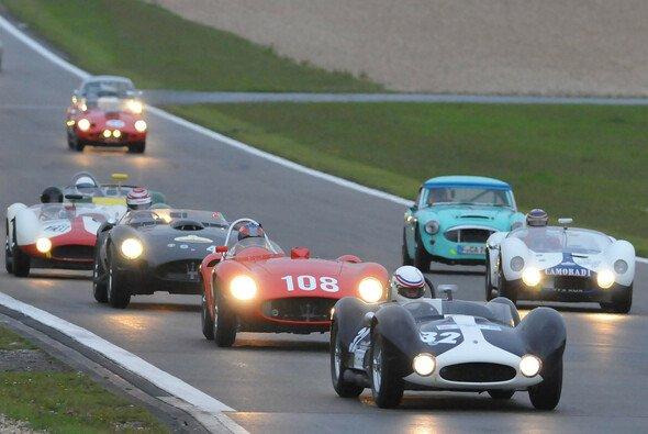Der Oldtimer GP startet am 10. August auf dem Nürburgring - Foto: AvD