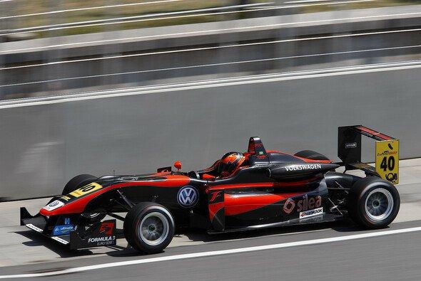 Pietro Fantin kennen die deutschen Fans vor allem aus der Formel 3