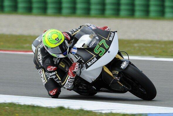 Eric Granado war in der vergangenen Saison bereits in der Moto2 unterwegs