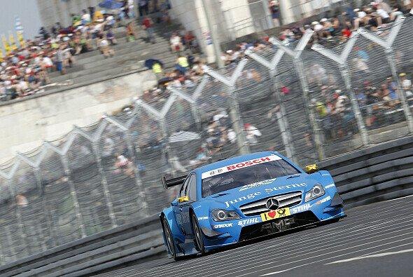 Roberto Merhi war mit seiner Leistung am Norisring nicht zufrieden