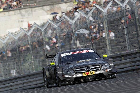 Ralf Schumacher startet aus der dritten Reihe