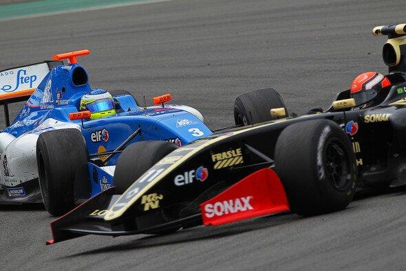 Action in der Eifel: Cesar Ramos sorgte auch im Qualifying für einen Dreher - Foto: WS by Renault
