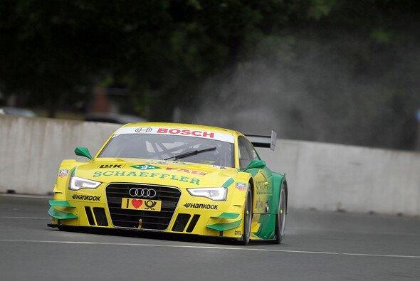 Mike Rockenfeller war der beste Audi-Pilot - Foto: RACE-PRESS