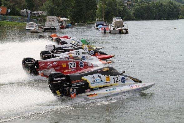 Der ADAC ehrt die besten Fahrer der beiden ADAC Motorboot-Serien