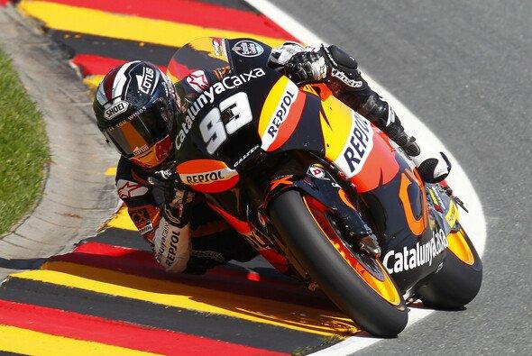 Marc Marquez steigt in die MotoGP auf - Foto: Repsol Honda