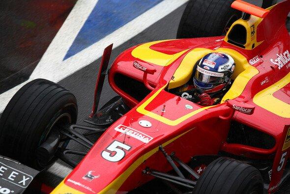 Racing Engineering setzt erstmals auf Rene Binder