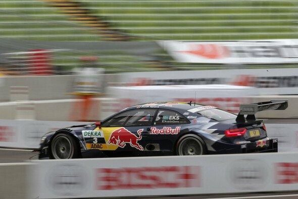 Mattias Ekström holte sich in München den Sieg - Foto: Audi