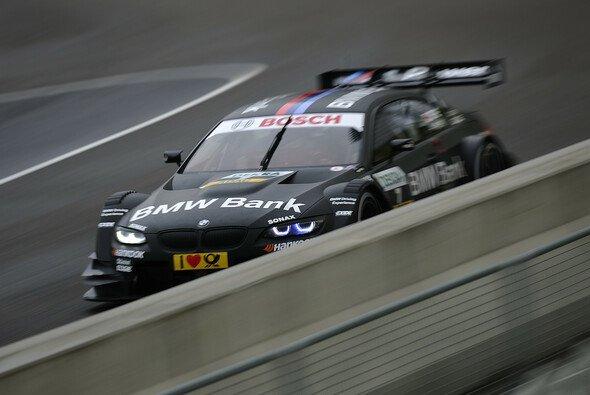Bruno Spengler ließ keinen Zentimeter ungenutzt - Foto: BMW AG