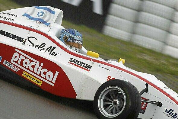 Roy Nissany steigt vom ADAC Formel Masters in die F3 auf