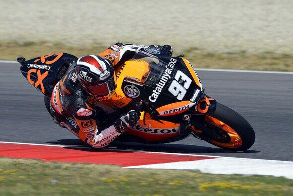 Marc Marquez erwartet ein spannendes Rennen