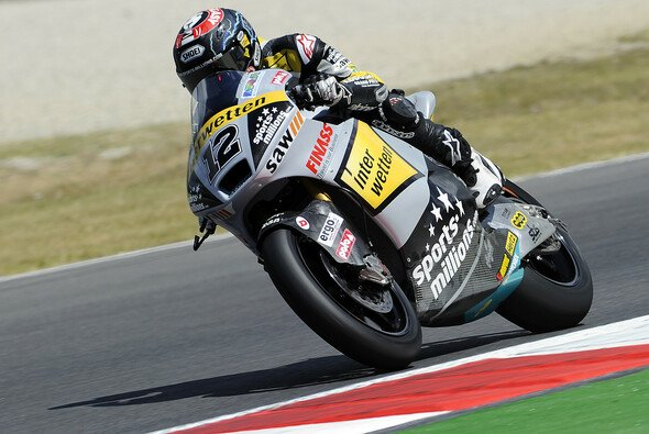 Tom Lüthi will in Mugello aufs Podest