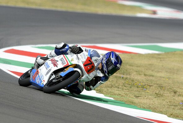 Michael Ruben Rinaldi 2012 in Mugello