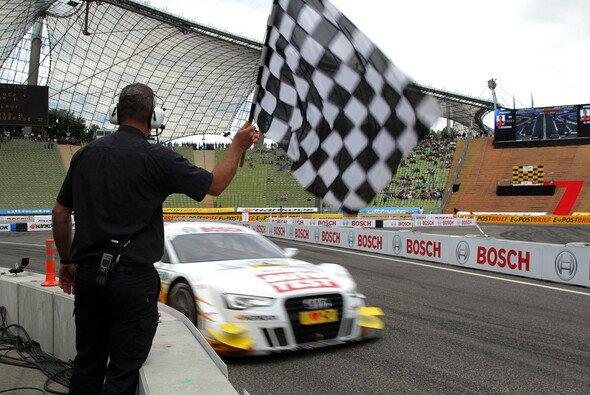 Timo Scheider war schnell unterwegs - Foto: Audi