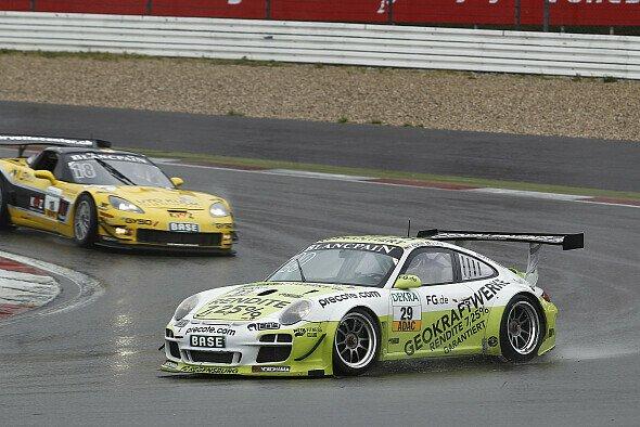 Höhen und Tiefen am Nürburgring