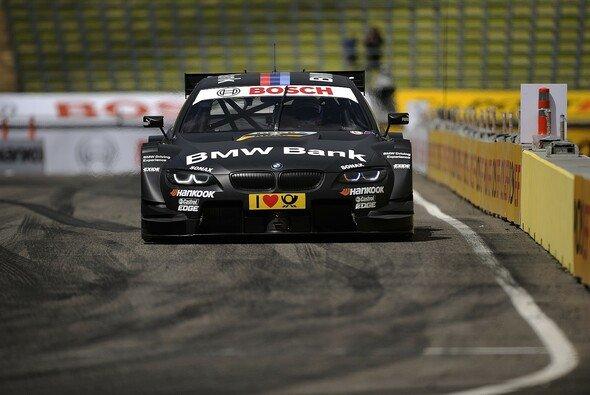 Fast hätte er es ins Finale geschafft: Bruno Spengler verbremste sich und musste beim Finale zuschauen - Foto: BMW AG