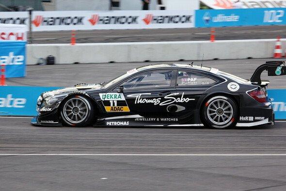 Ein gutes Wochenende für Mercedes