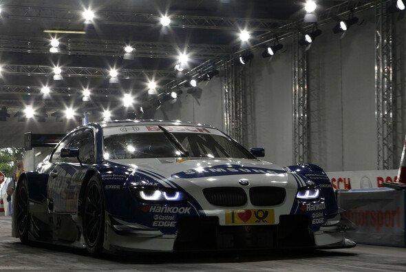Joey Hand genoss die Show im Münchner Olympiastadion - Foto: BMW AG