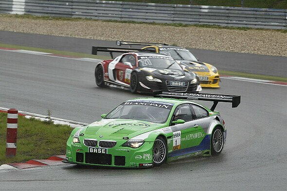 Lunardi und Martin waren erfolgreich - Foto: ADAC GT Masters