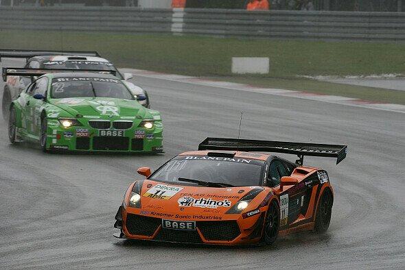 Der Leipert-Lamborghini mit Aufwärtstrend - Foto: ADAC GT Masters