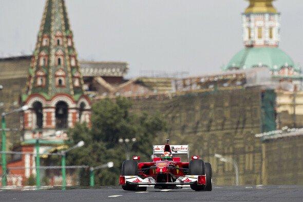 Die Königsklasse in Russland: 2014 wird es wohl soweit sein