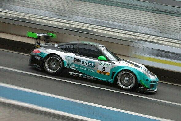Farnbacher Racing wechselte 2012 während der Saison von Ferrari auf Porsche