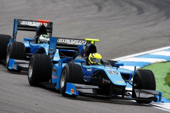 Ocean Racing erwischte in Belgien wahrlich gutes Wochenende - Foto: GP2 Series