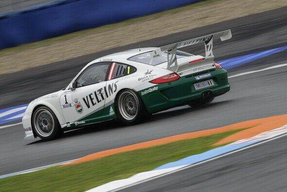 Norbert Siedler kam nicht weit - Foto: Porsche