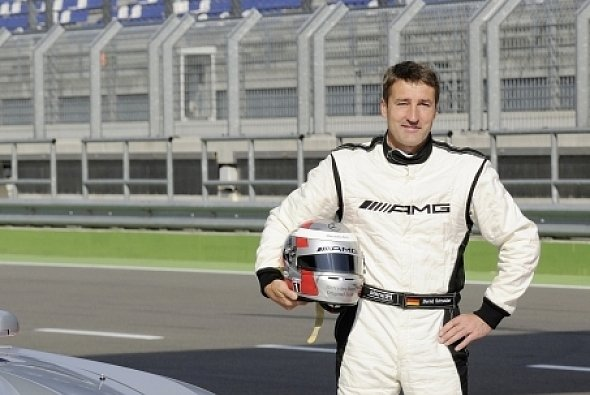 Bernd Schneider startet erstmals in Australien