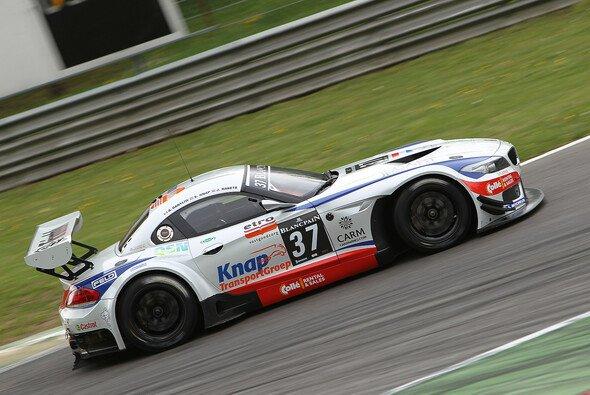 Insgesamt sieben BMW Z4 GT3 bestreiten das Langstreckenrennen auf der Ardennen-Achterbahn - Foto: BMW Motorsport