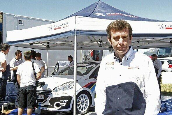 Neuer Mann an Peugeots Sport-Front: Bruno Famin