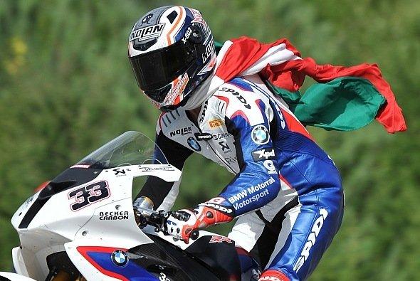 Marco Melandri hofft, dass seine beste Rennerinnerung in den nächsten Wochen entsteht - Foto: WorldSBK