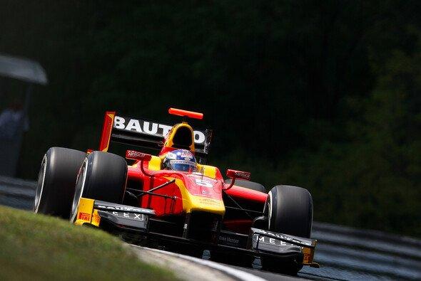 Der Schweizer Fabio Leimer startet seit 2010 in der GP2-Serie