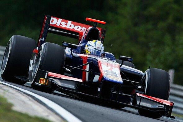 Bye bye iSport: 2012 fuhren Marcus Ericsson & Jolyon Palmer für das Team