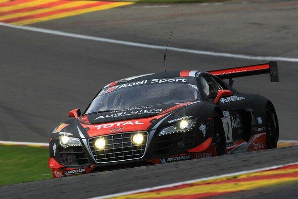 WRT-Audi im Einsatz bei den letztjährigen 24 Stunden von Spa-Francorchamps