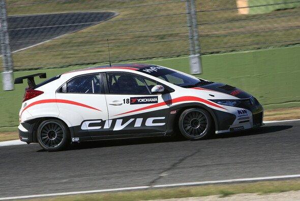 Mit dem Civic visiert Honda für 2013 Siege an
