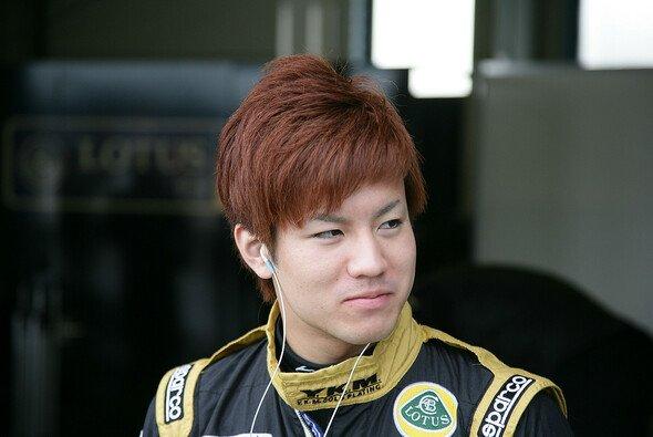 Kimiya Sato gibt sein Debüt im F1-Boliden