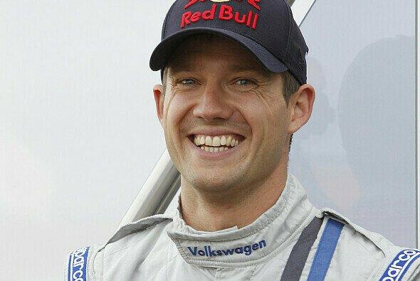 Sebastien Ogier startet im Volkswagen Scirocco Cup