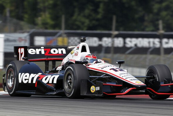 Will Power fuhr Bestzeit - Foto: IndyCar