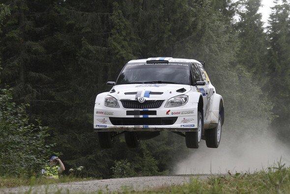 Sebastien Ogier sammelt fleißig Erfahrungen für den werksseitigen Einstieg VWs in 2013