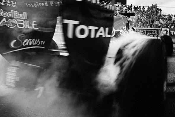 Daniel Ricciardo tauscht den STR7 gegen den RB7