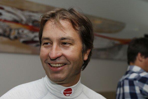 Heinz-Harald Frentzen glaubt an Podestplatzierungen