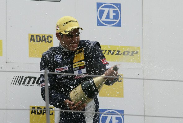 Roy Nissany gewann in der Steiermark