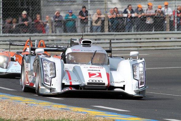Audi zählt zu den beliebtesten Marken in Le Mans