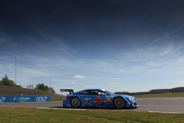 Filipe Albuquerque steuerte seinen Audi auf Startposition drei - Foto: Audi