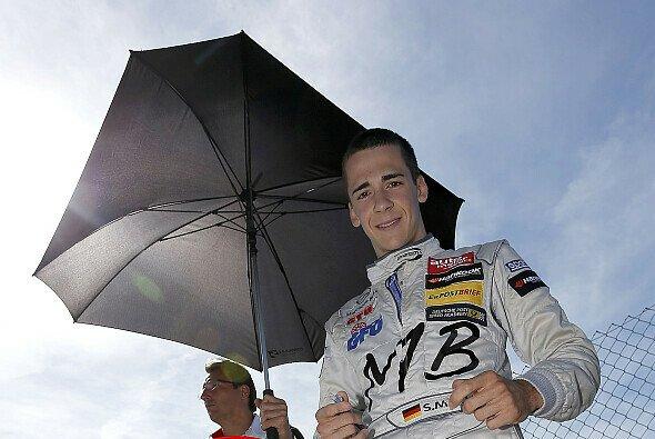 Sven Müller schloss die Formel 3 Euro Serie 2012 als Sechster ab