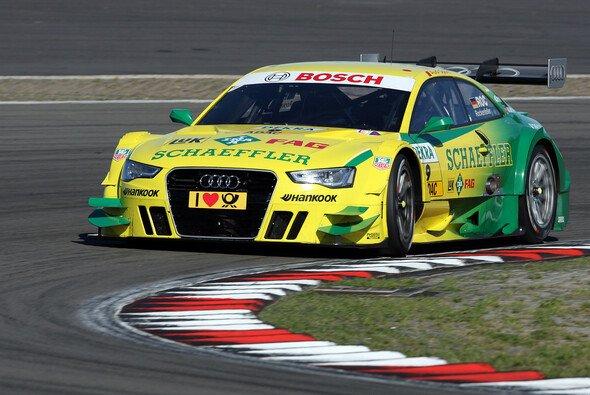 Mike Rockenfeller gewann bisher ein DTM-Rennen: 2011 in Zandvoort - Foto: RACE-PRESS