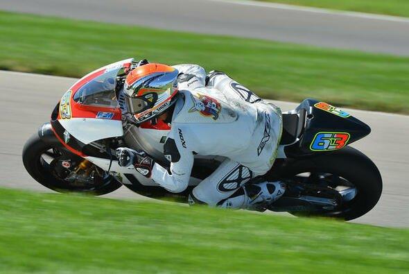 Mike di Meglio hat im Rennen Plätze verloren - Foto: MZ Racing