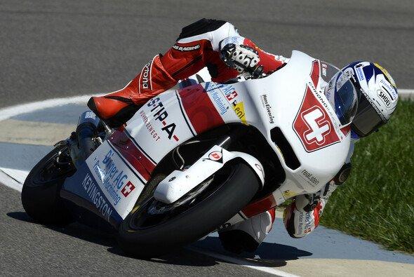 Randy Krummenacher wird 2013 nicht mehr für das Grand Prix Team Switzerland starten