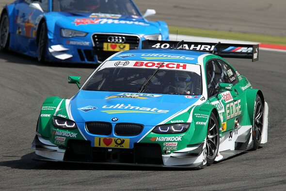 Augusto Farfus startet seit 2012 für das BMW Team RBM - Foto: RACE-PRESS