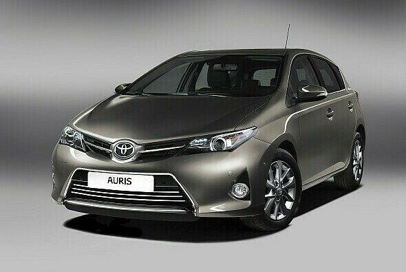Auch der Auris gehört zu den - Foto: Toyota